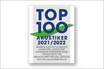 """Logo """"Top 100 Akustiker 2021/22"""""""