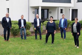 Vorstand und Aufsichtsrat der HÖREX